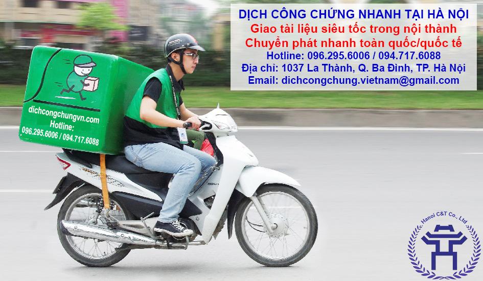 dịch thuật công chứng sao y bản chính chứng thực bản sao dịch công chứng tư pháp nhà nước nhanh giá rẻ tại hà nội online dịch công chứng tại quận Ba Đình Hà Nội